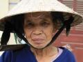Vietnam-Arbeiterin